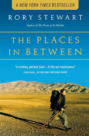 *****Book Review: The Places In Between by Rory Stewart