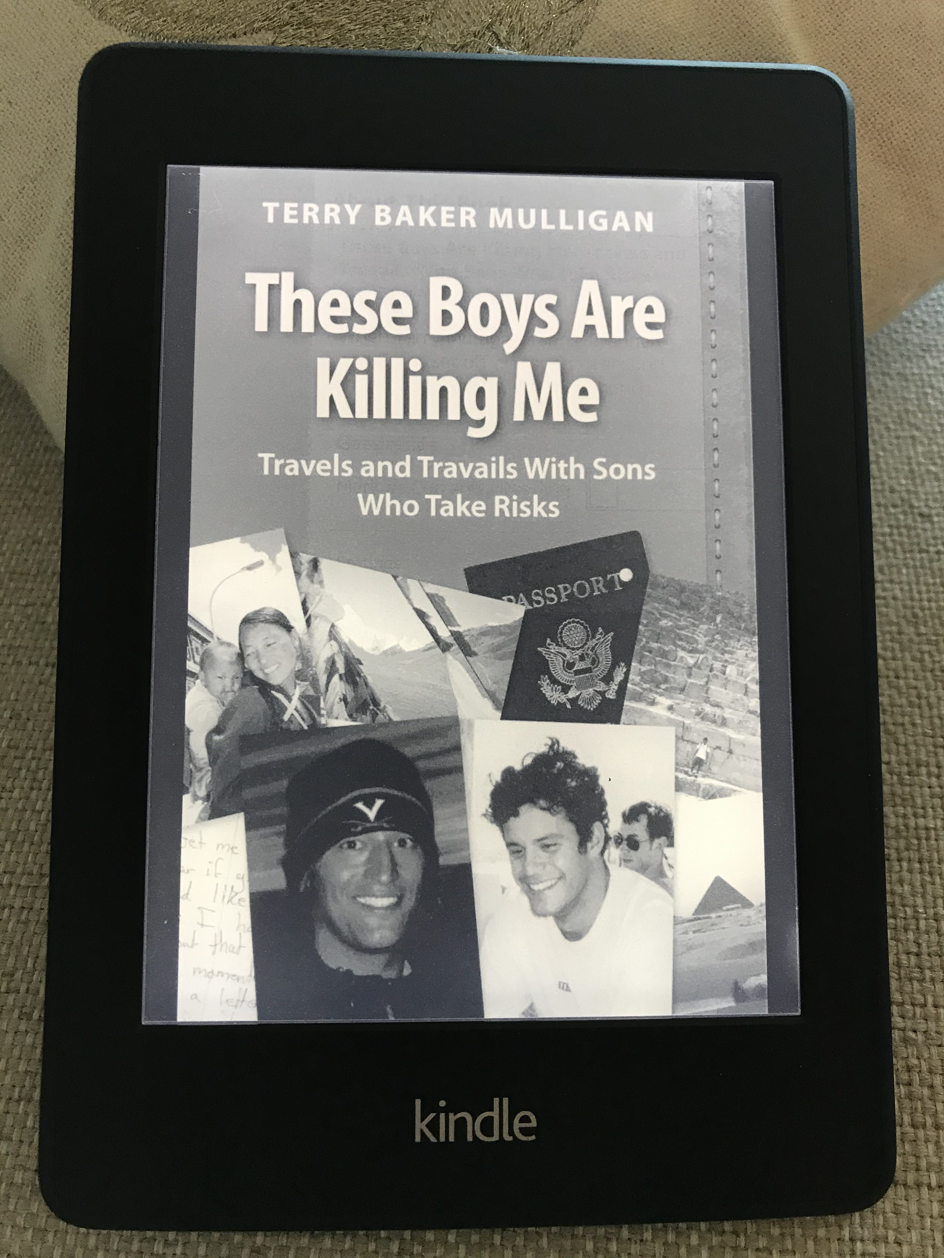 Parent Adult Child Relationships in, THESE BOYS, is a Hit With Readers