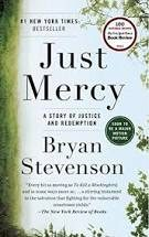 *****Book Review: Just Mercy, by Bryan Stevenson